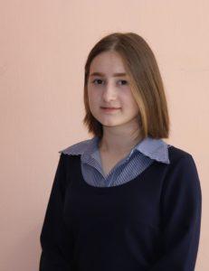 Семенова Ксения, физкультура