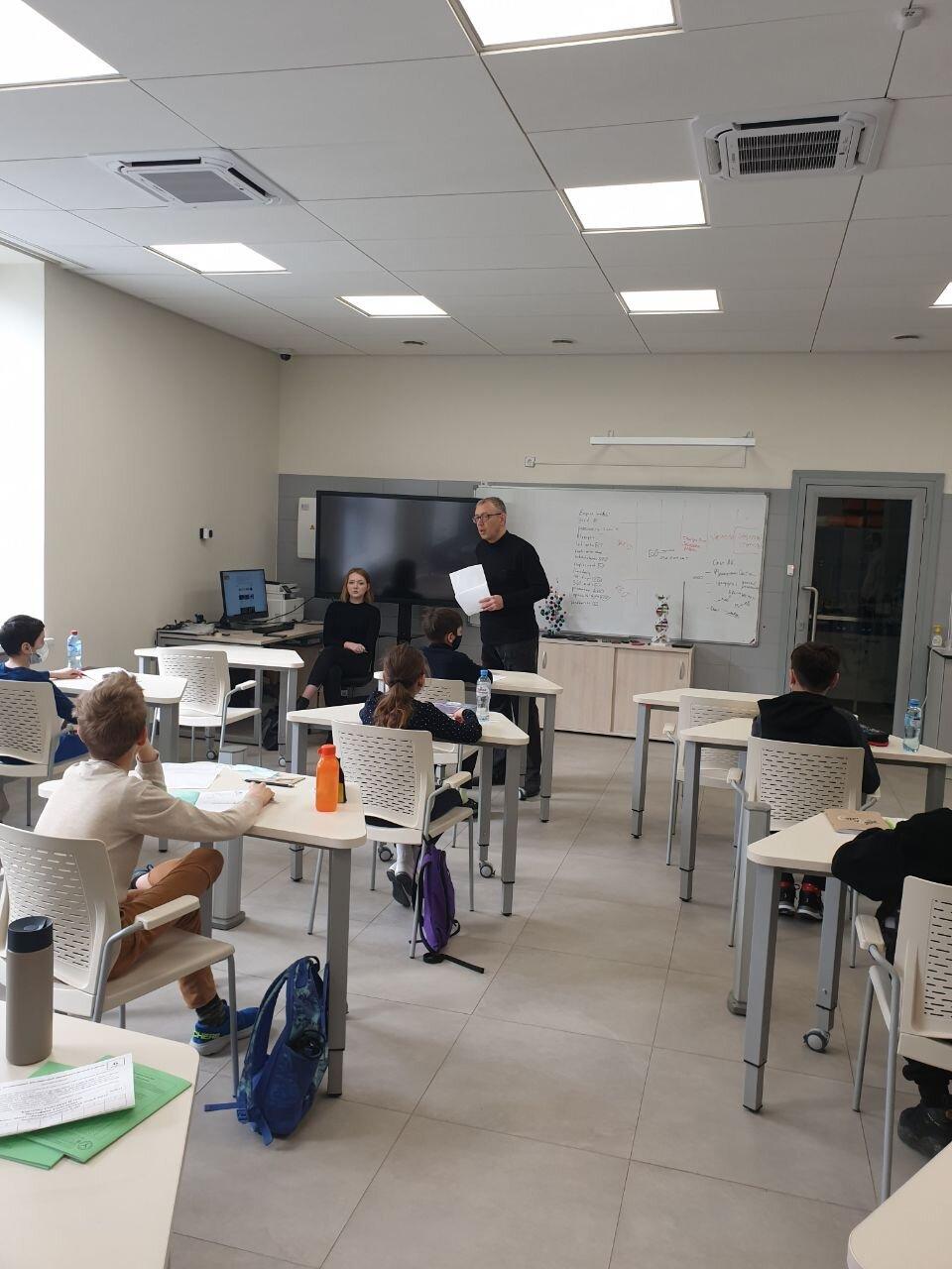 Заключительный этап олимпиады Юношеской математической школы для 4-6 классов